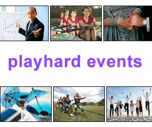 Play Hard Events