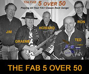 THE FAB 5 OVER 50