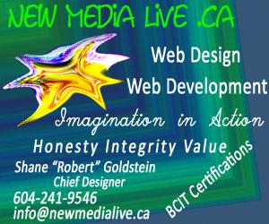 New Media Live Web Development